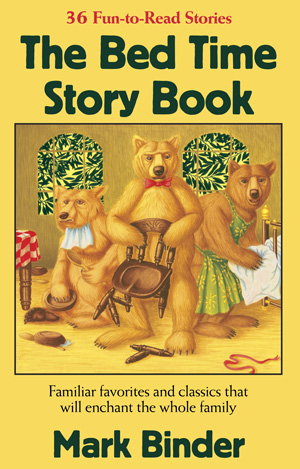 The Bed Time Story Book Cover