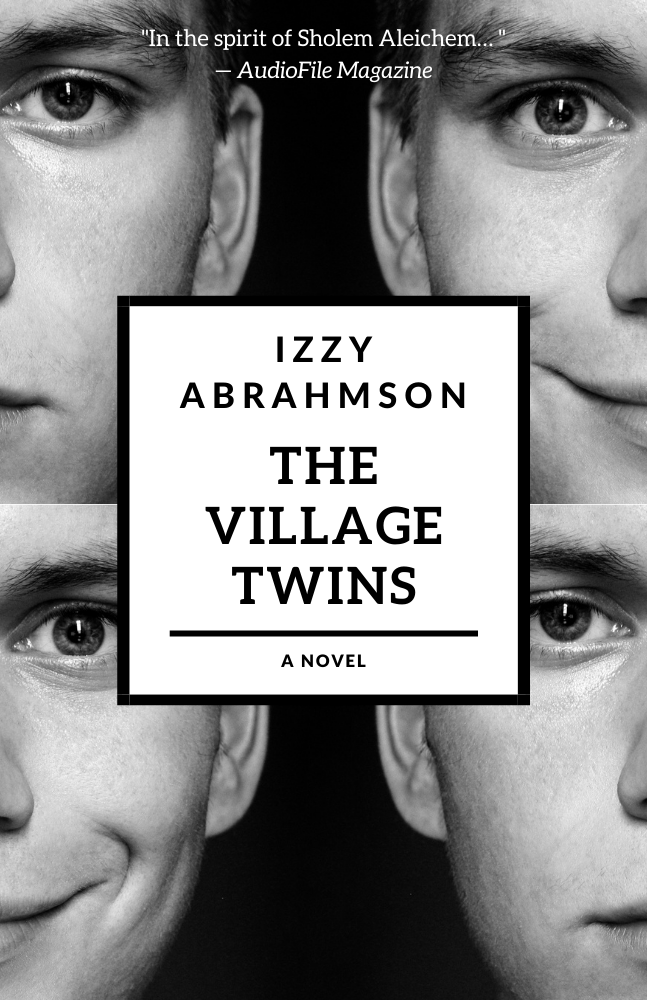 The Village Twins by Izzy Abrahmson - book cover