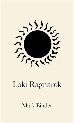 Loki Ragnarok book cover