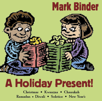 A Holiday Present - cover