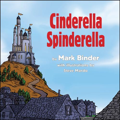 Cinderella Spinderella - Cover