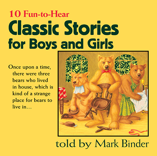 Classic Stories for Boys and Girls - Cover