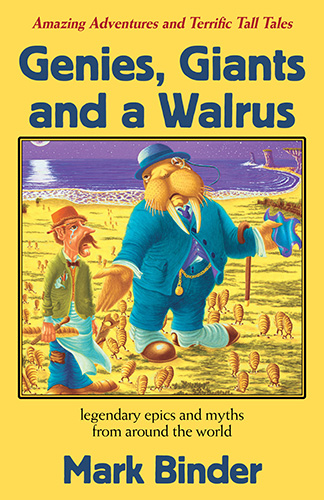 Genies, Giants and a Walrus - Cover