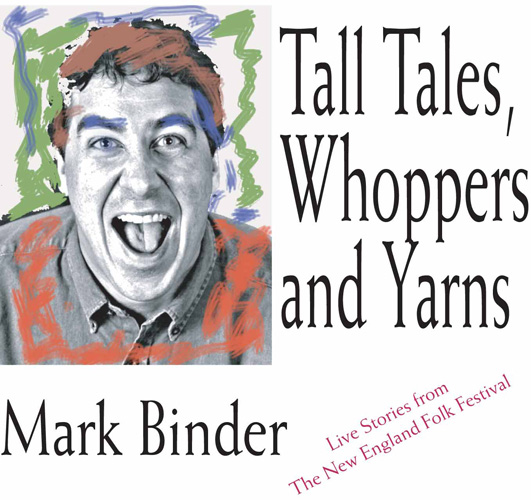 Tall Tales, Whoppers and Lies Cover