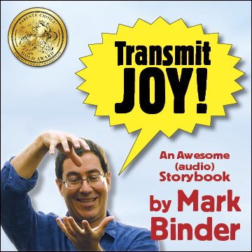 Transmit Joy Audiobook Cover
