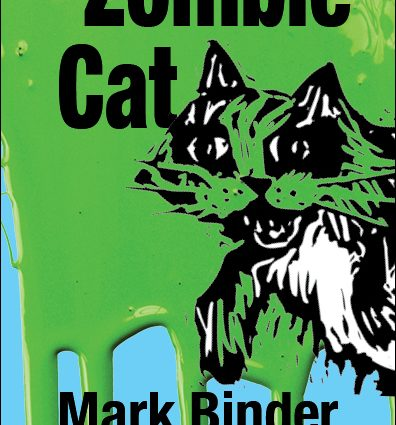 The Zombie Cat - book cover