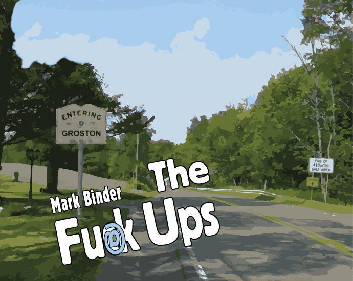 The Fuck Ups Squareish cover