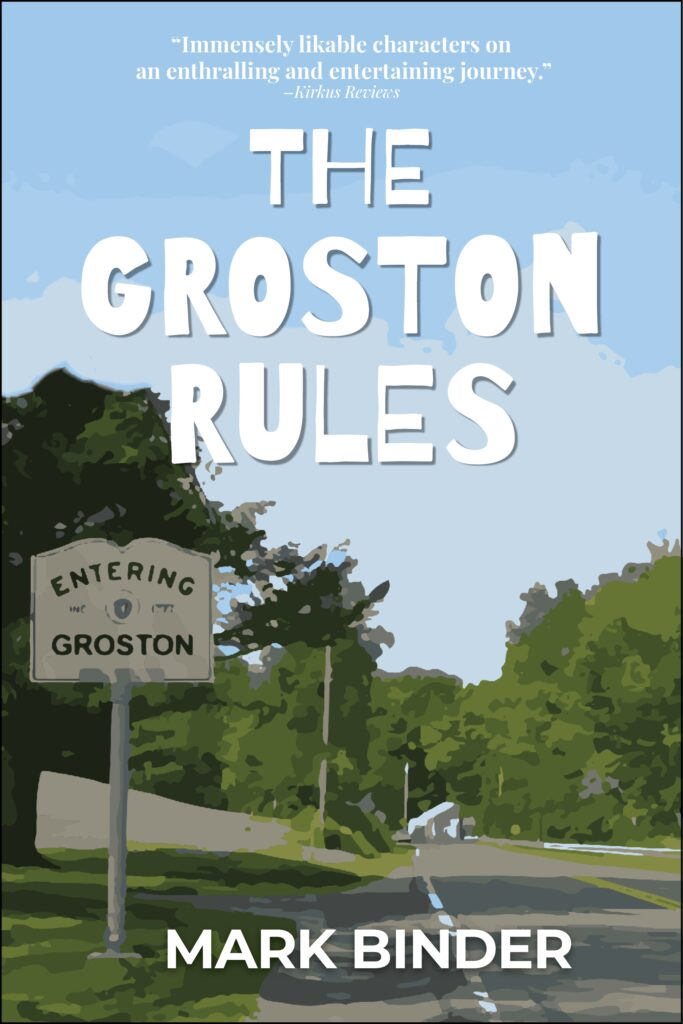 The Groston Rules - Book Cover
