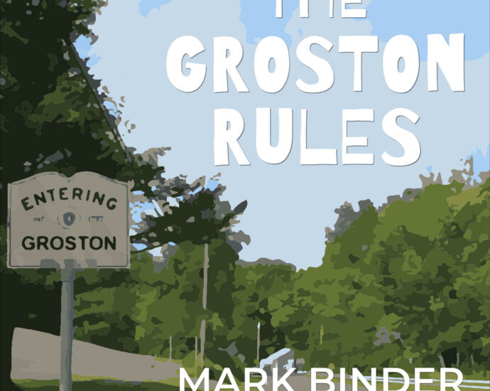 WEB SIZE The Groston Rules Audio Book Cover