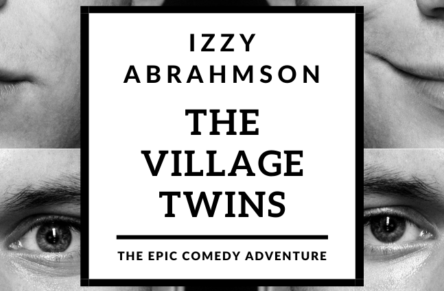The Village Twins by Izzy Abrahmson Book Cover